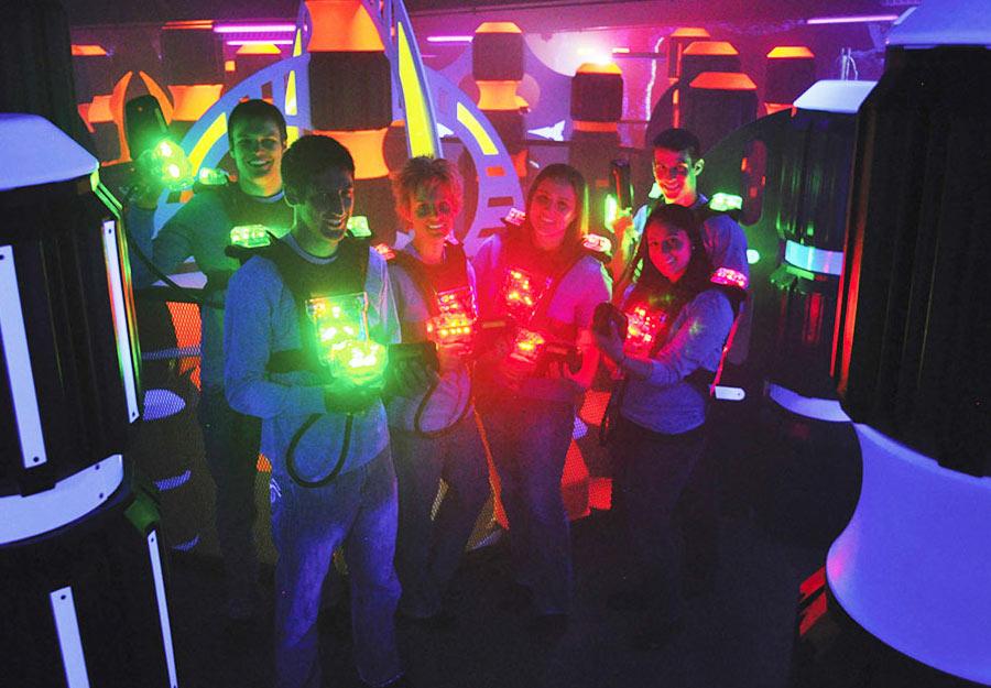 Laser Bounce - Long Island, New York